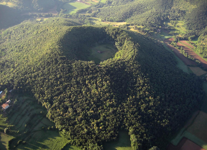 Santa-Margarida-Volcán