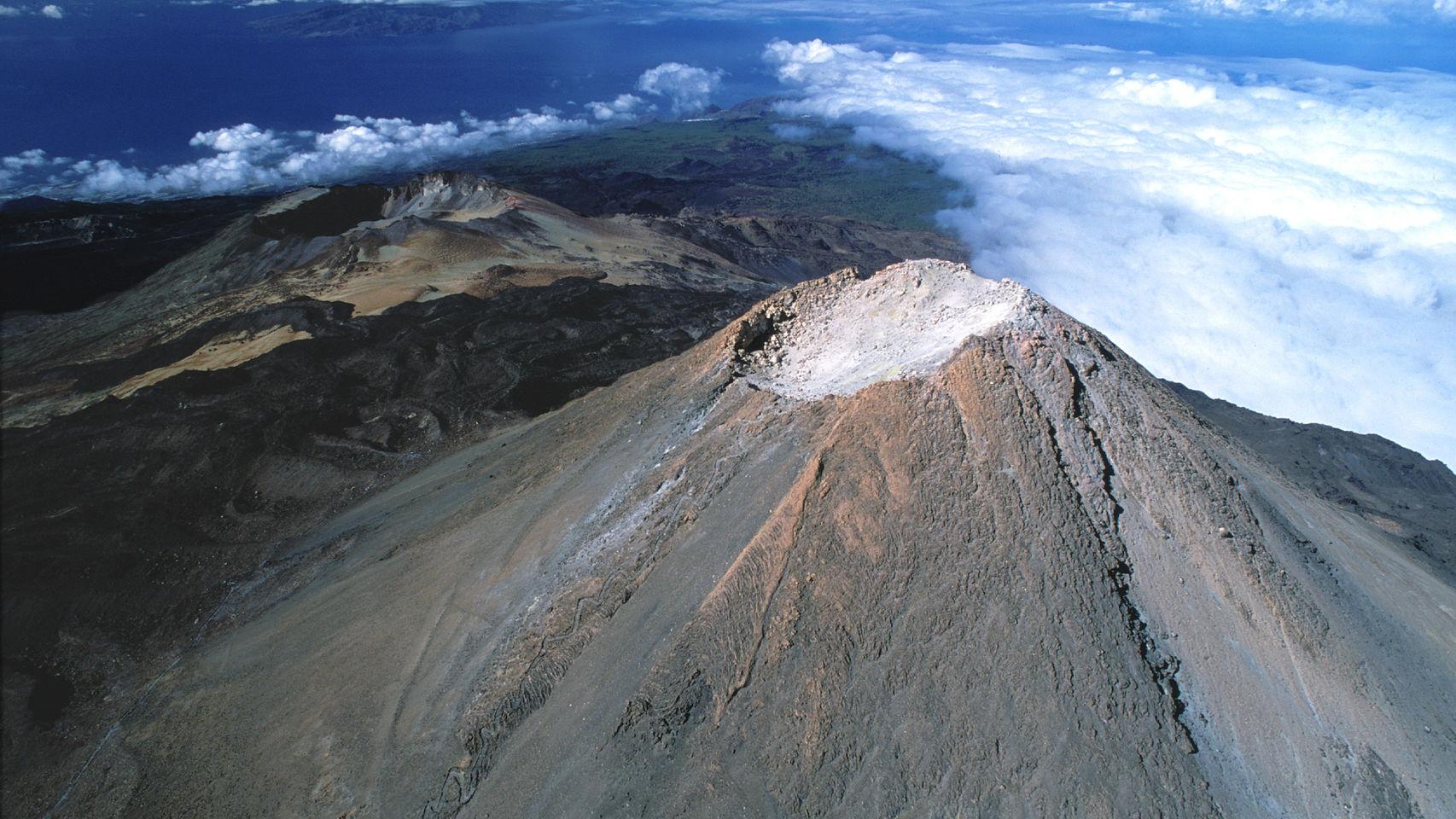 Teide-Volcan