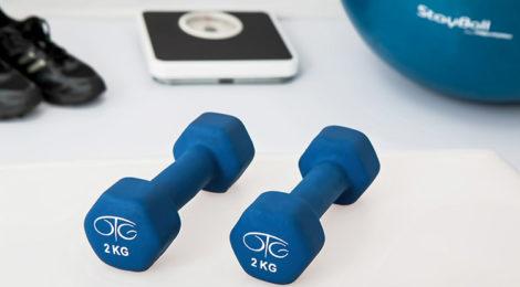 accesorios fitness entrenar casa